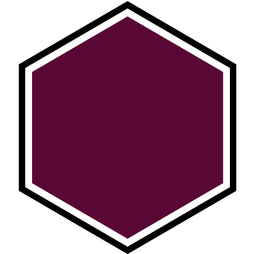 FORMA HEXAGONAL